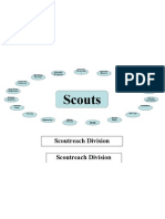 2009 Scout Reach Round Table Flow Chart