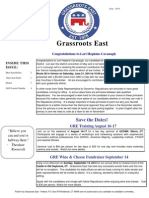 June 2014 GRE Newsletter