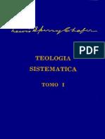 Introducción y Prólogo Teología Sistemática Tomo i - 1