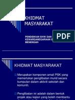 KHIDMAT MASYARAKAT 1