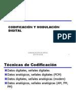 Codificacion Modulacin