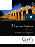 Accesibilidad Universal - Experiencias Manifiesto Iberoamericano