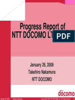 ATIS Conference-NTT DOCOMO LTE Trials and Deployment Strategies