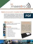 Maestro 3GIR Product Brief v25