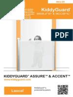 Lascal KiddyGuard Assure & Accent Owner manual 2014 (Cesky).pdf