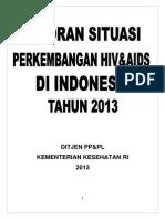 Laporan Hiv Aids Tw 4 2013