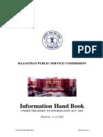 RPSC Handbook