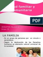 Familia, Vivienda y Comunidada
