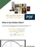 The Golden Ratio - Pahdee, Nethra, Riddhi and Ankita (1)