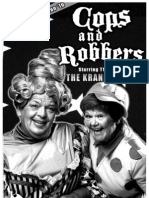 Cops and Robbers - December 2009