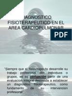 Dx Ft en Cardiopulmonar