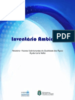 Inventario Ambiental Do Acude Curral Velho