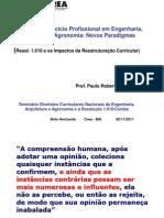 Seminario 1010_Palestra Confea