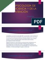 Neuropsicología de La Conciencia y de La Atención