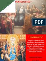 """""""PENTECOSTÉS"""""""