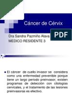 Cancer de Cervix Dr Padilla