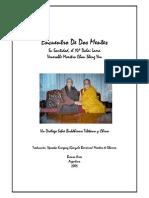 dalai lama y sheng yen - encuentro de dos mentes, un dialogo sobre budismo tibetano y chino.pdf