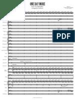 ODM- Full Score