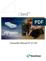 TP-103410-En i.send Transmitter Manual LR