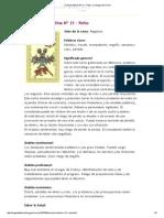 Oráculo Belline Nº 21 - Robo _ La Magia Del Tarot