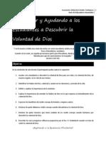 El Profesor y Ayudando a los Estudiantes a Descubrir la Voluntad de Dios.pdf