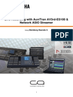 Live Recording Guide Av3rd Asio Streamer En
