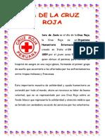 El Día Internacional de La Cruz Roja Se Celebra Cada 8 de Mayo