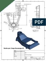 Drill Press Base - Plano