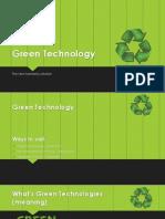 Green Technology.ppsx