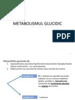 METABOLISMUL GLUCIDIC 2014