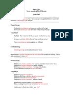 Syntax Study Twitter June 1 2014