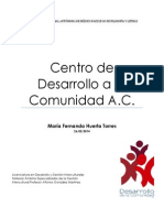 Centro de Desarrollo de La Comunidad
