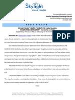 som press release 2012