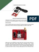 Glonass Shield Manual Del Usuario