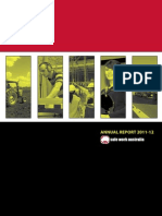 Safe Work Australia Annual Report
