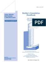 Builders Foundation Handbook