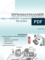 Microprocesadores 1ª Sesion