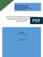 Manual de Aimsun- Moyano
