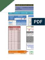 142099624 Configuracao de Escalas e Altura Do Texto No Autocad Versao 1 209jan2012 Xls