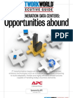 Next Generation Data Centers