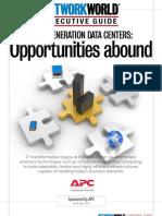 Next Generation Data Centers