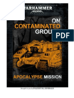 Apocalypse Mission-On Contaminated Ground