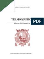 Termoquímica (UNMSM)