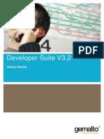 Developer Suite Getting Started