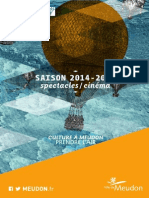 Culture à Meudon / spectacles & cinéma