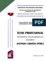 TESIS CONCRETO PRESFORZADO