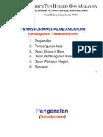 M10 RRJP (Tranformasi Pembangunan)