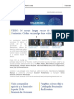 Newsletter FNTM Iunie 2014