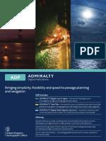 Admiralty Digital Publications ADP Factsheet