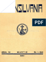 Transilvania Nr 1 Din 1941